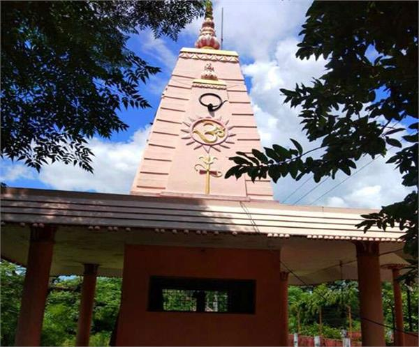from this shiv temple worship of shivlinga starts