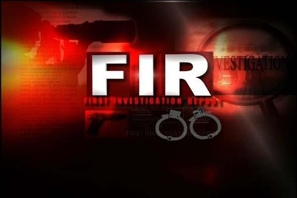 3 fir register against 4 people for exiting containment zone