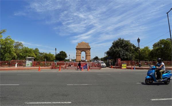 impact of lockdown in capital delhi crime rate goes down