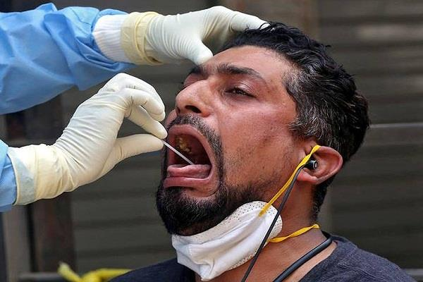 india on the way to italy death toll and speed of infection are same