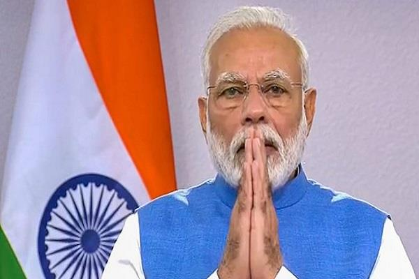farmers came to the country in corona crisis for service pm modi also murdered