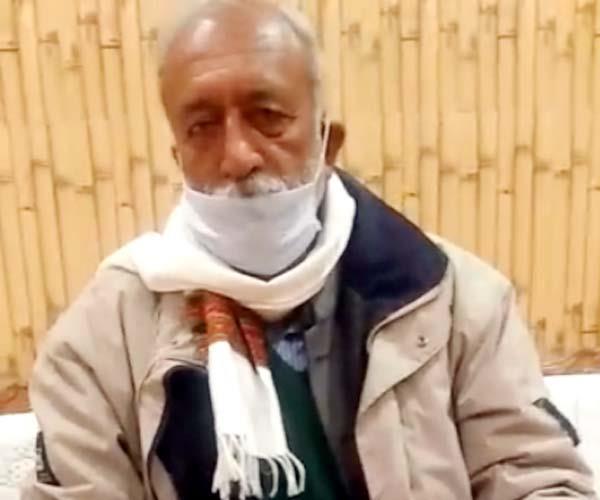 mla rakesh singha finished strike on assurance of dc