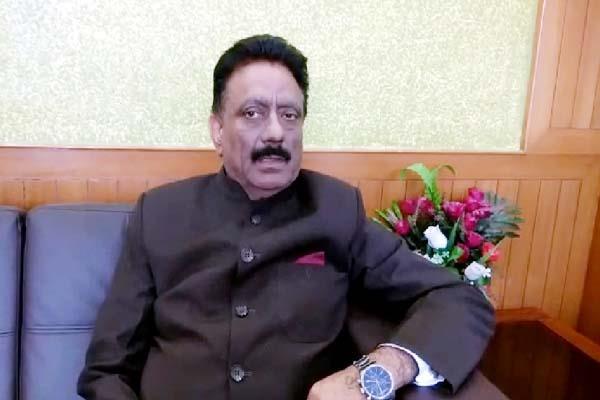 kuldeep singh rathore target on nationwide message of pm