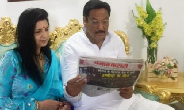 ranjit singh said if kejriwal did not allow markaz then