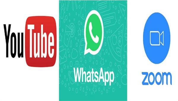 जूम एप, व्हाट्सएप और यू-ट्यूब से करवाएं कालेजों के छात्रों का सिलेबस पूरा