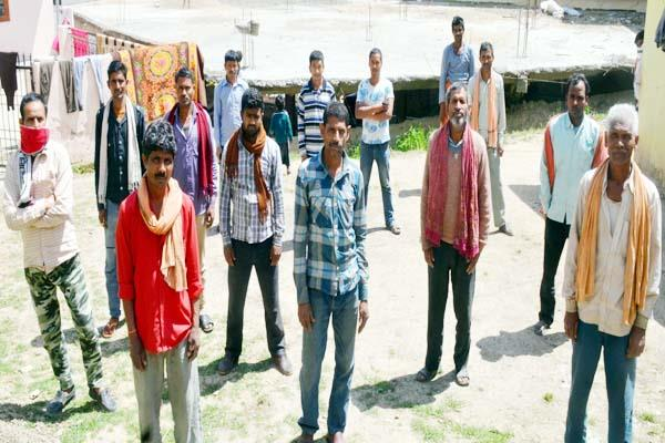 30 migrant families facing curfew in solan