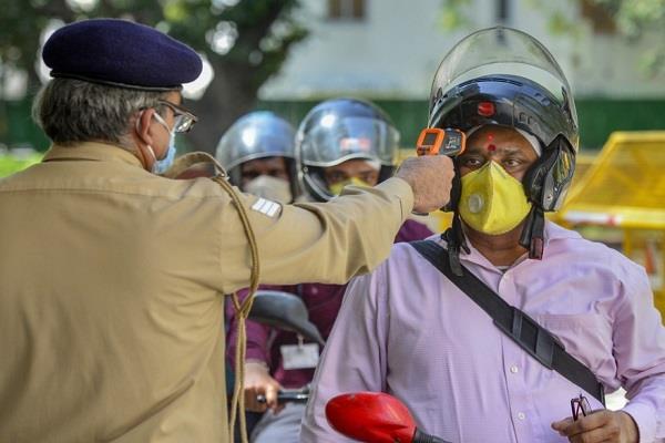 356 new corona cases in delhi 325 from tabligi jamaat alone