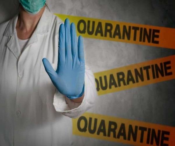 8 employees including doctors quarantined in jalandhar