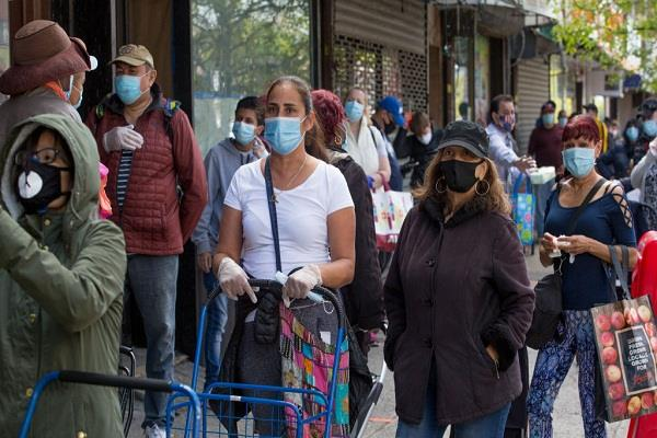 corona virus crisis sorting 39 million people in us