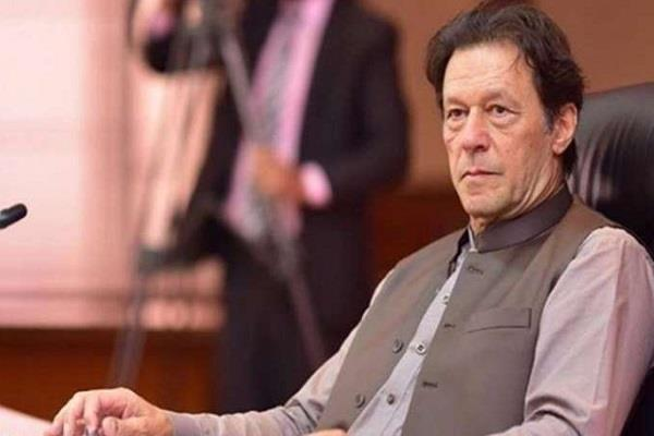 imran khan was afraid of india