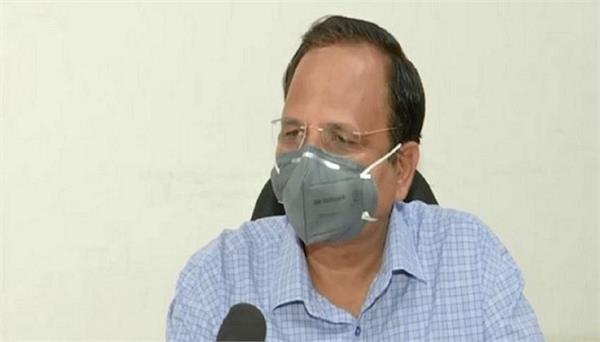 delhi health minister satyendra jain speak on death from coronavirus
