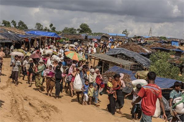 corona detected in rohingya refugee camp in bangladesh