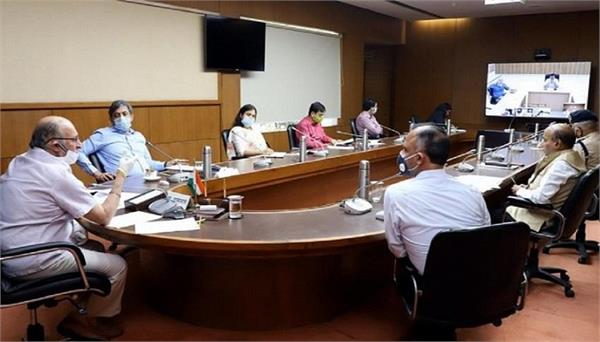 lg directs kejriwal government give facility to patients