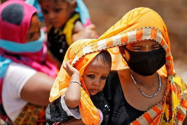 heat wave in north india heat breaks 18 year record in delhi