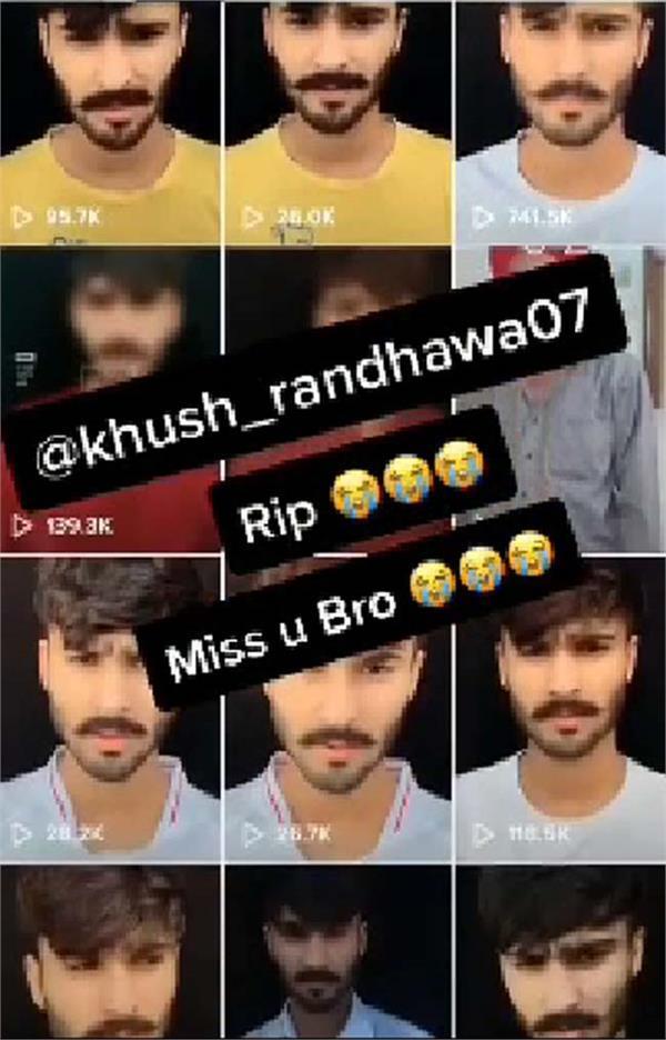 jalandhar s tik tok star khush randhawa commits suicide