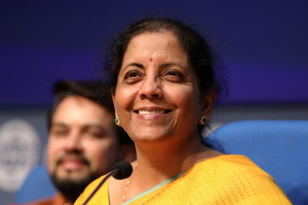 loan will be cheaper by cutting interest rates sitharaman