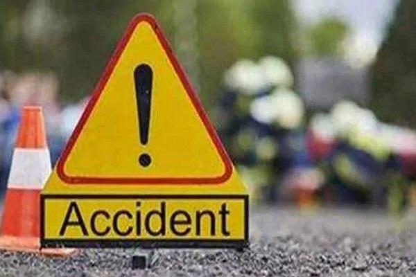 traumatic accident water tanker crushes child dies