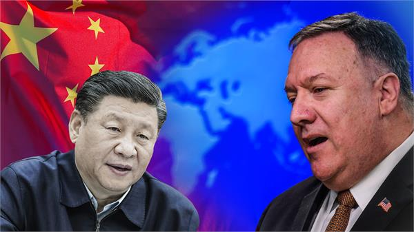 stop sowing discord  china on mike pompeo s visit to india south asia