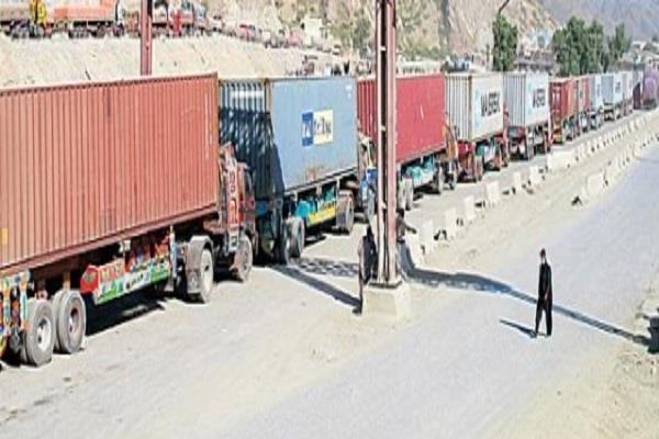 lockdown coirona virus pakistan border