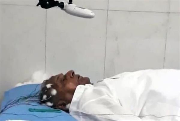 mulayam singh s health deteriorated again
