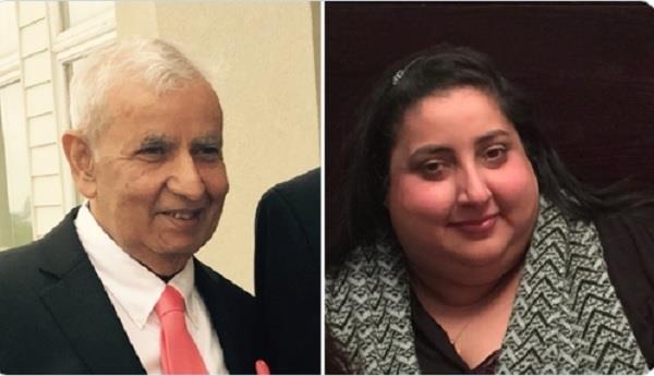 Salute: लोगों को बचाते बचाते खुद जिंदगी हार गए भारतीय मूल के डाक्टर पिता-बेटी