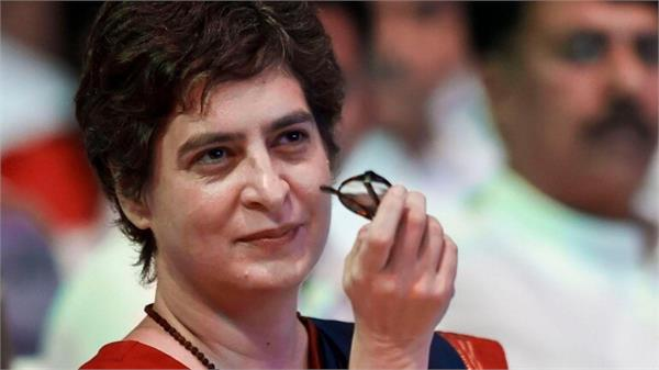 bjp s strong attack on priyanka on rajasthan government s demand for bill