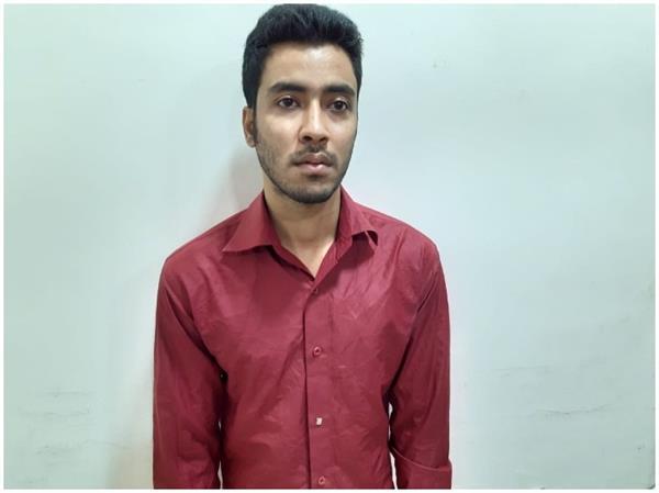 mumbai police arrested the man who threatened to bomb cm yogi