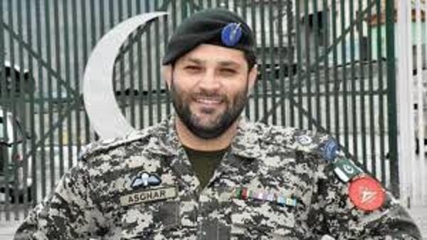 pakistan army major dies of coronavirus