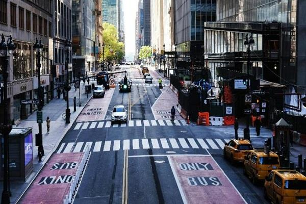 nyc has gone 58 days without a single pedestrian death