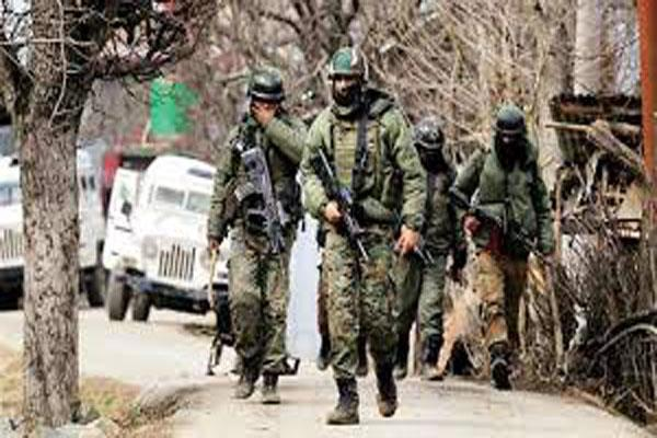 encounter in kulgam 2 terrorist killed