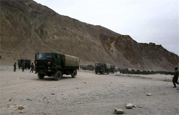 5 rounds of talks between indian and chinese troops fail tension in ladakh