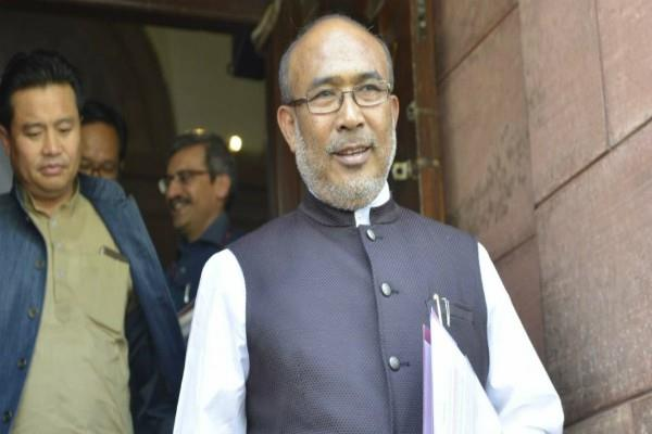 those returning to manipur will not be in isolation will be sent to jail biren