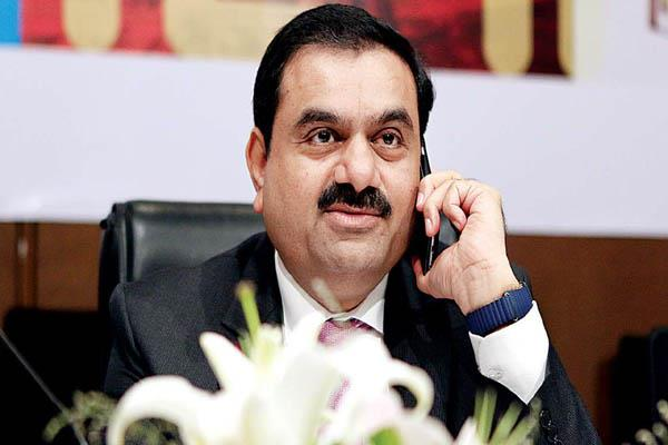 kovid 19 opportunity to move fast towards clean energy gautam adani