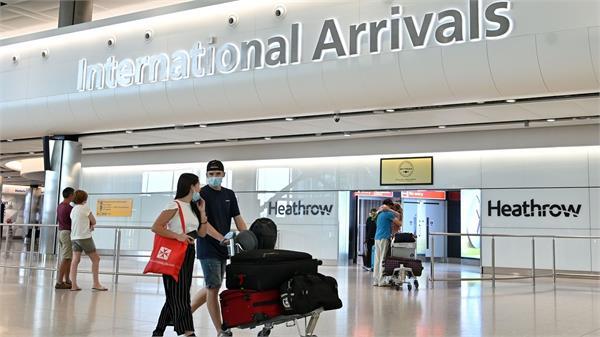 coronavirus quarantine plans for uk arrivals unveiled
