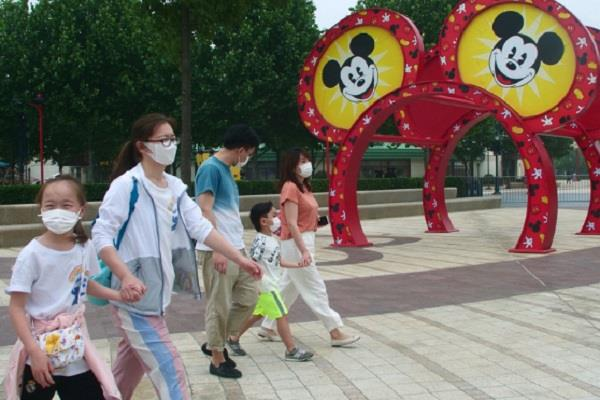 second round of corona virus in china