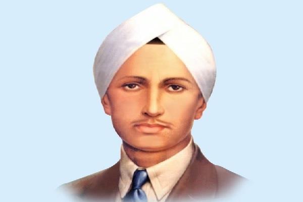 शहीद करतार सिंह सराभा की जयंती पर विशेष लेख - special article on the birth anniversary of shaheed kartar singh sarabha