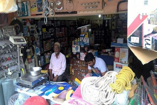 hardware and mobile shops will now open conditionally hotspot areas in up