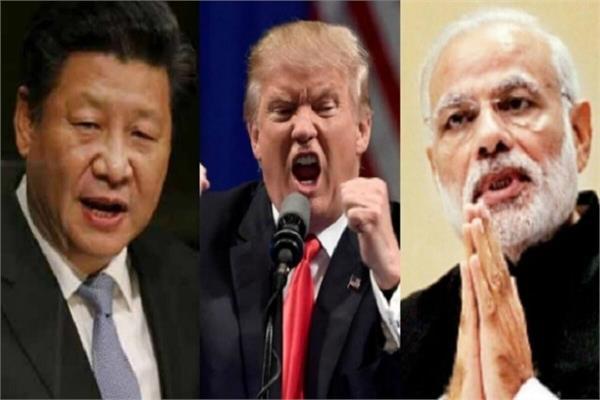 us backs india amid border tensions with china