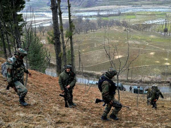 pakistan fired mortar in areas near loc in poonch 1 man injured