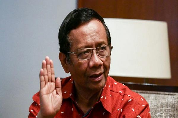 corona is like your wife anger over indonesia minister s remark