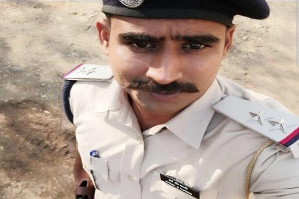 platoon commander commits suicide shoot himself service revolve family dispute
