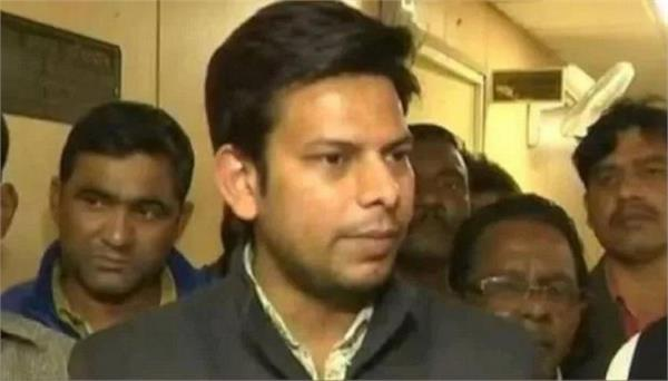 aap mla prakash jarwal filed bail plea in doctor suicide case