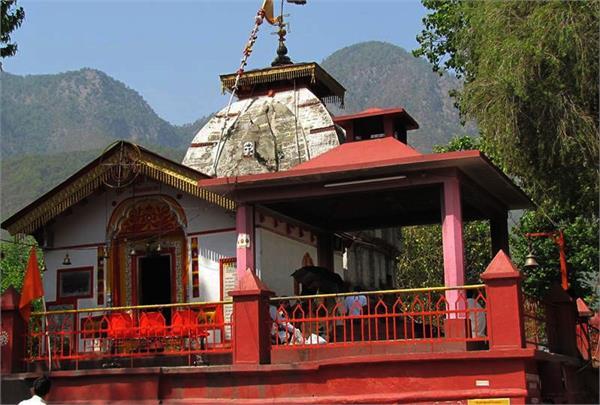 shiv temple in uttarakhand near gangotri dham