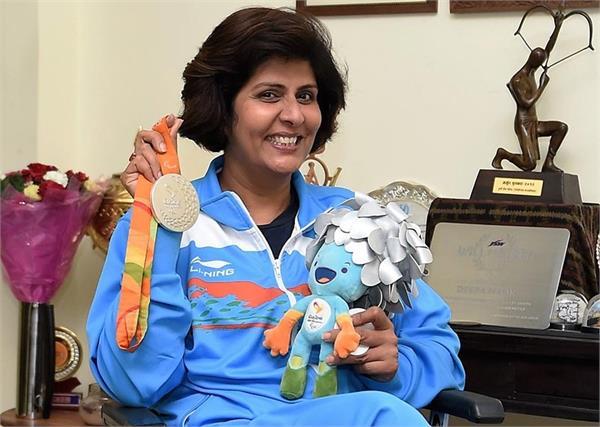 दीपा मलिक ने किया ऐलान, पैरालंपिक खेलों से लेने जा रही है संन्यास