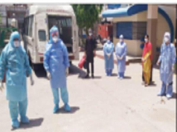 2 more patients of mansa civil hospital beat corona