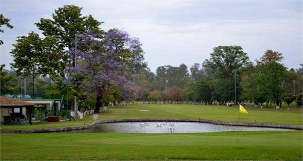 chandigarh golf club will open without caddy practice