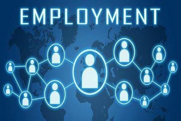 provide employment to the unemployed in the civic sector