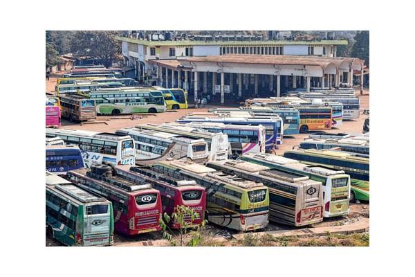 roadways buses will run again with these instructions on roads
