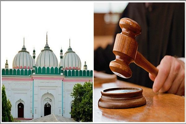 up high court ordered to remove the ban on ajan in mosques