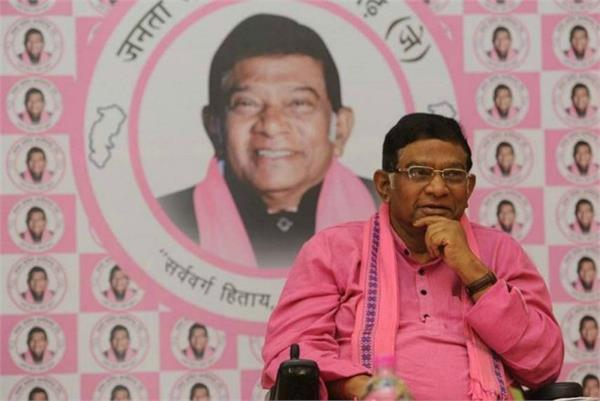 former chhattisgarh cm ajit jogi in coma